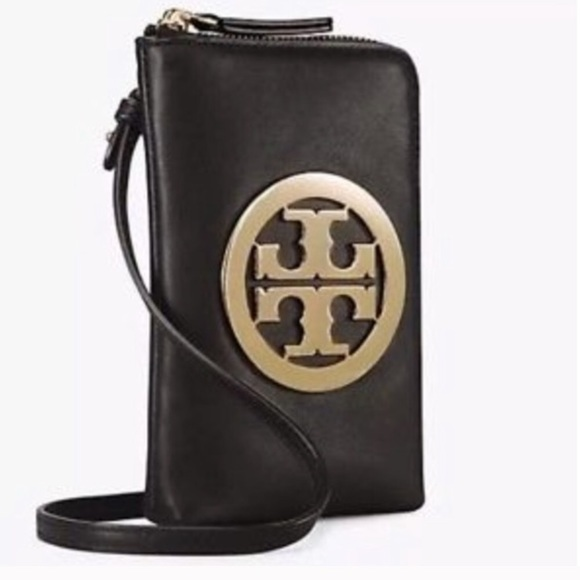 aba3ed7a61e New 💯Authentic Tory Burch Charlie phone crossbody